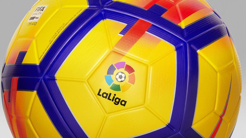 Nike presenta el balón Ordem V Hi-Vis de LaLiga Santander