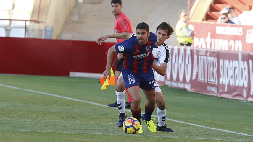 El Huesca - Albacete se disputará el 12 de abril