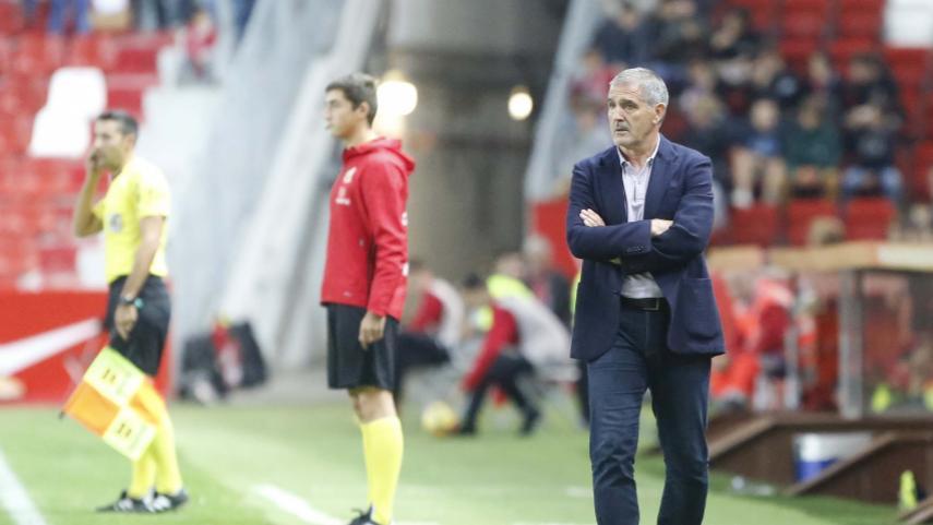 Paco Herrera, nuevo técnico de la UD Las Palmas