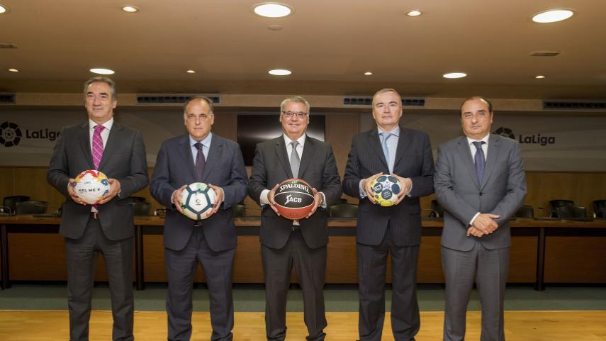 Nace la Asociación de Ligas Profesionales Españolas