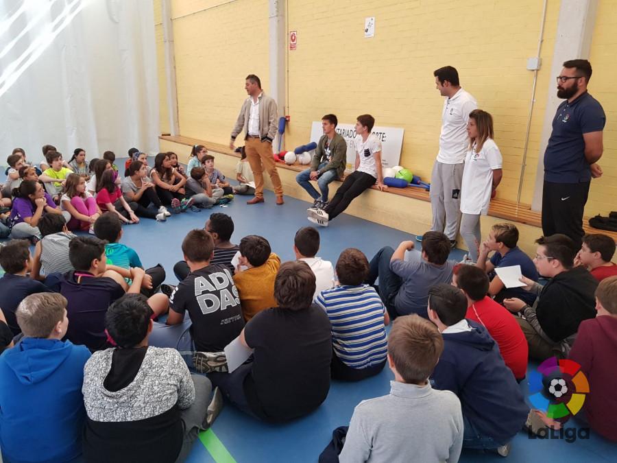 Celebrada con éxito la segunda fase del proyecto ' Valores en Juego'