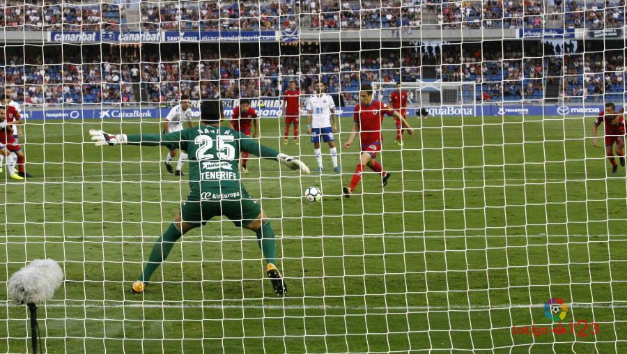 El Numancia logra un punto en Tenerife (1-1) | Imagen 2