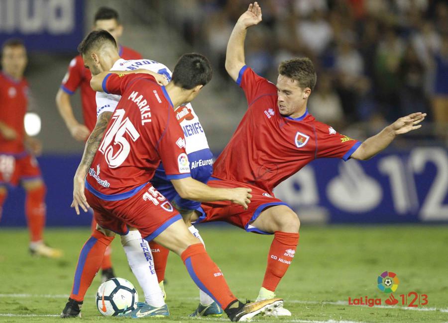El Numancia logra un punto en Tenerife (1-1) | Imagen 1