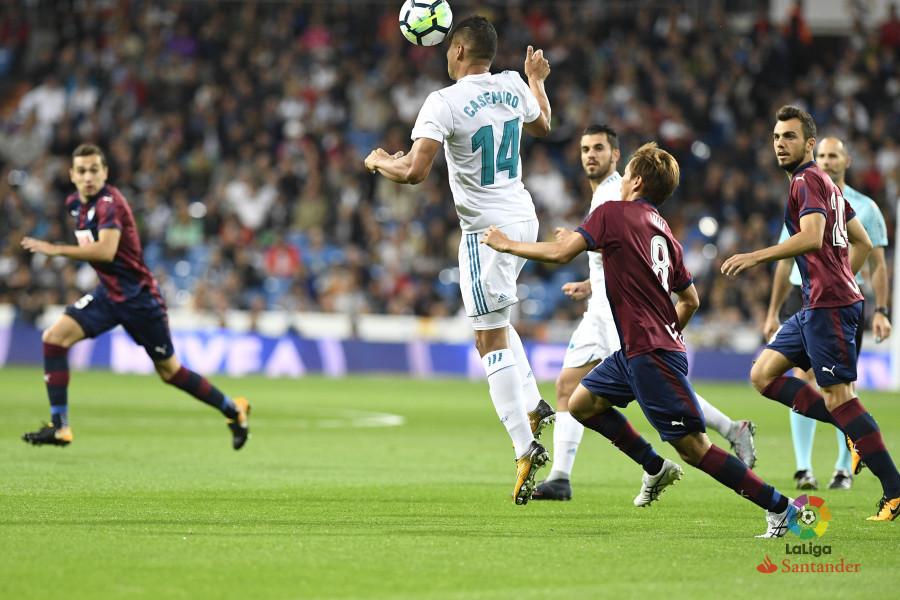 Эйбар - Реал