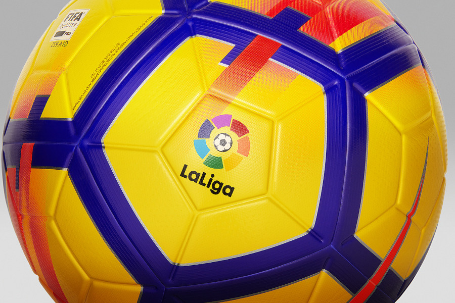 Nike presenta el balón Ordem V Hi-Vis de LaLiga Santander  a6404f1c8f3ed