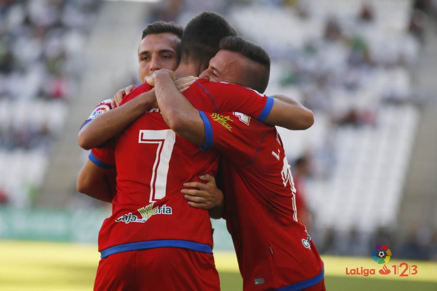 El Numancia consigue rascar un punto de Córdoba (1-1) | Imagen 2