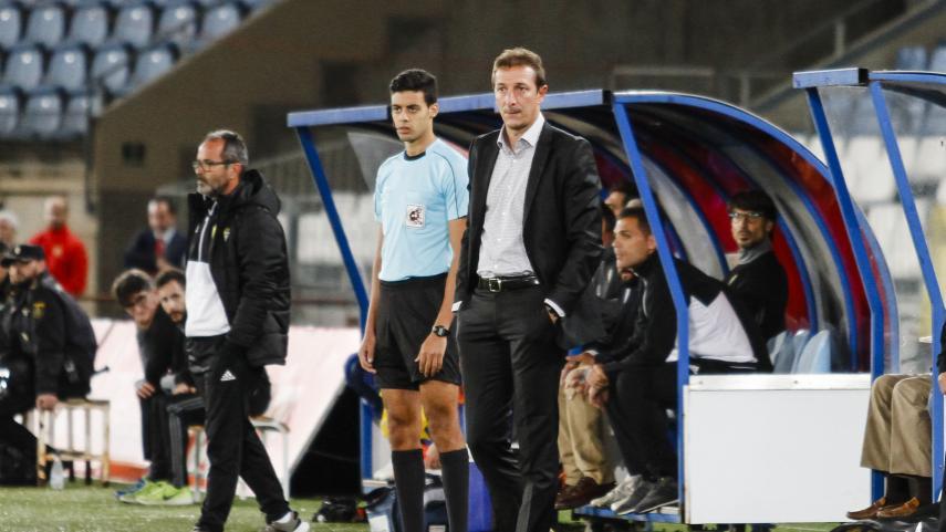 Luis Miguel Ramis, nuevo entrenador del Albacete