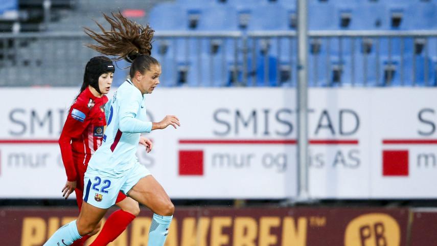 El FC Barcelona se enfrenta al Gintra Universitetas en los octavos de final de la UEFA Women's Champions League