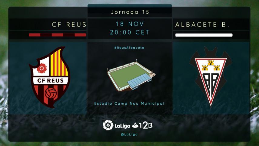 Hora de despegar para Reus y Albacete
