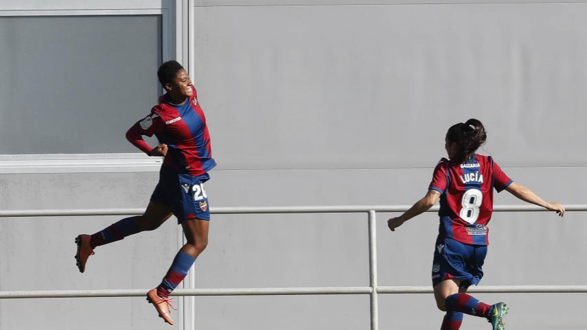 Ida Guehai salva un empate para el Levante ante la Real Sociedad