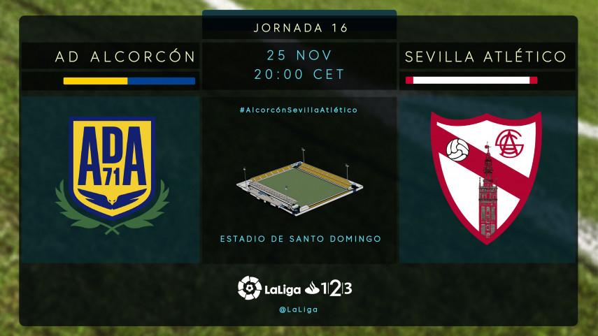 Alcorcón y Sevilla Atlético no quieren bajar el ritmo