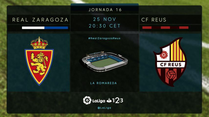 Zaragoza y Reus quieren volver a ganar