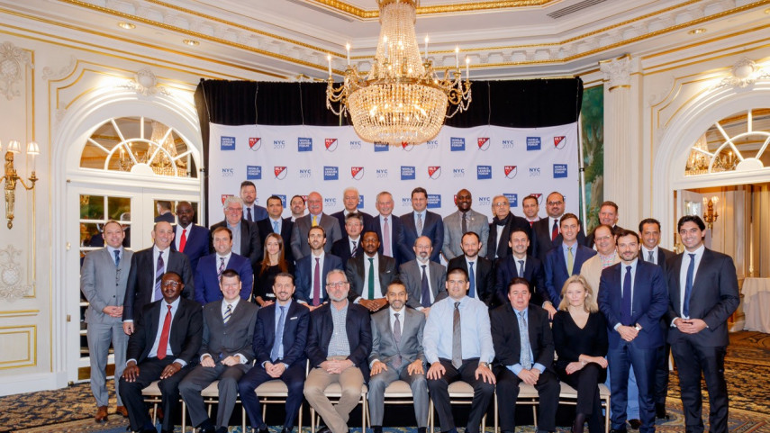 World Leagues Forum celebra su reunión anual en Nueva York