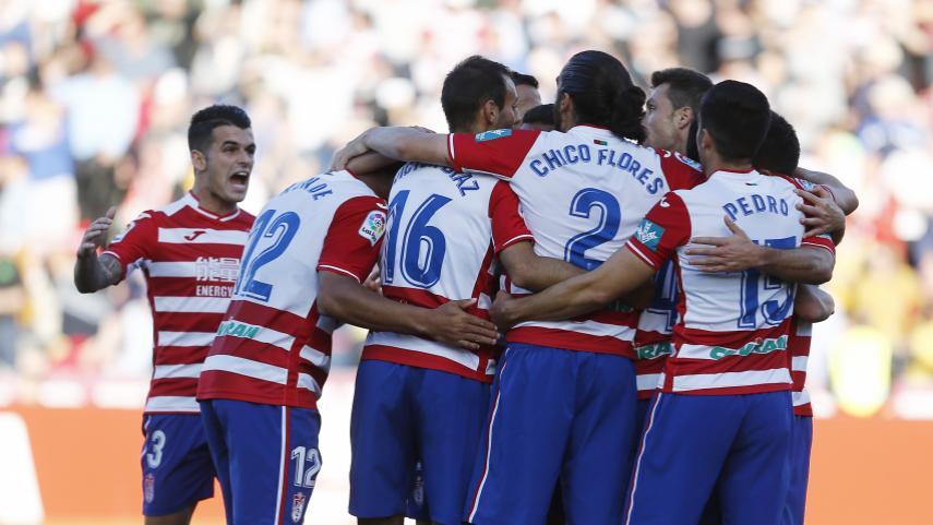 El Granada CF no quiere estar solo en Vallecas