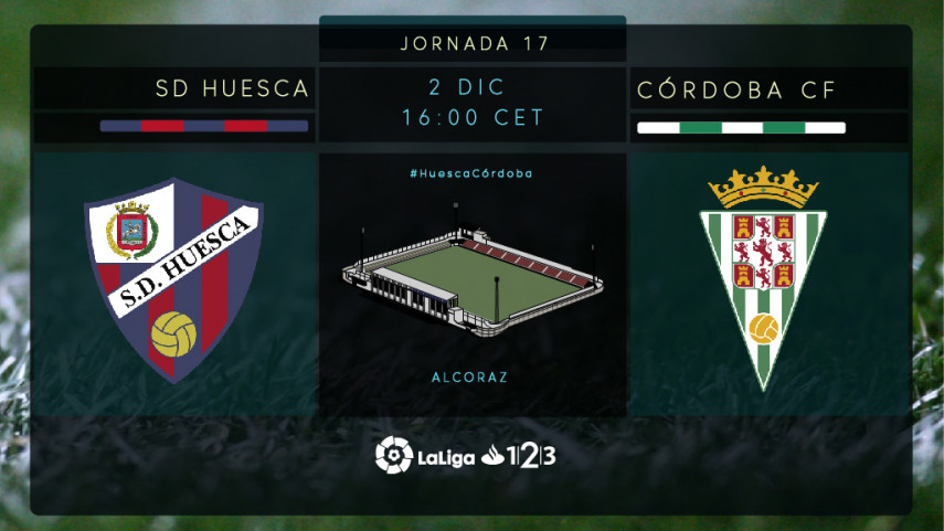 Un necesitado Córdoba visita al líder de LaLiga 1l2l3