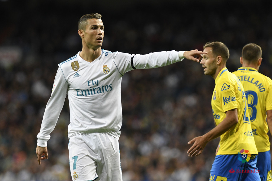 «Реал» разгромил «Лас-Пальмас»