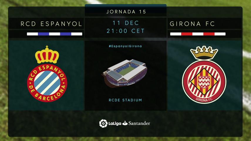 El RCD Espanyol quiere volver a sonreír