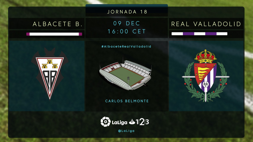El Albacete quiere hacerse fuerte en casa