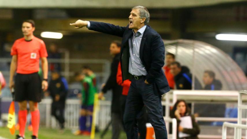 Paco Herrera deja de ser entrenador del R. Sporting