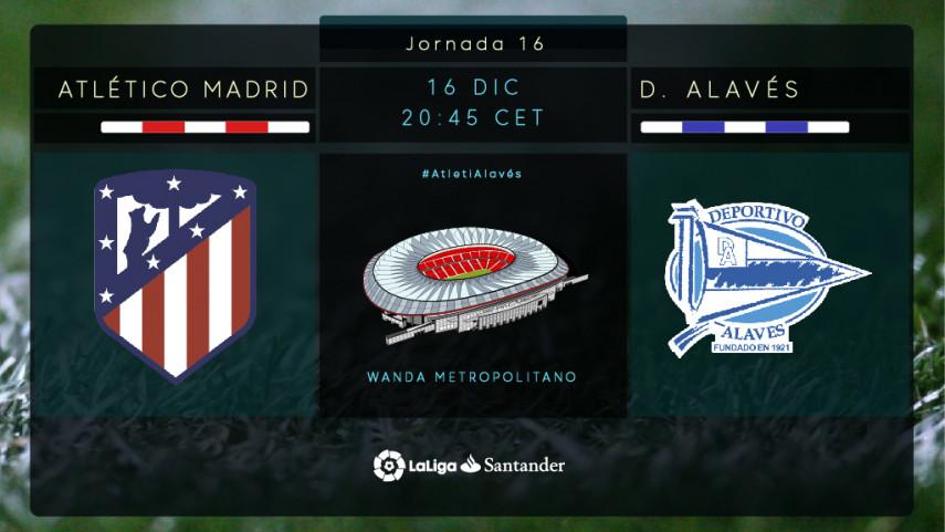 El Atlético, contra el 'efecto Abelardo'