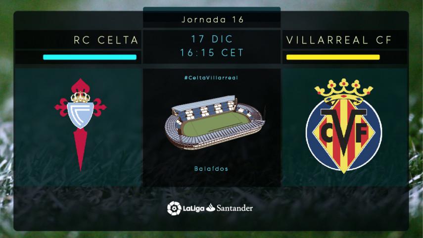 Efecto Aspas para medirse al Villarreal