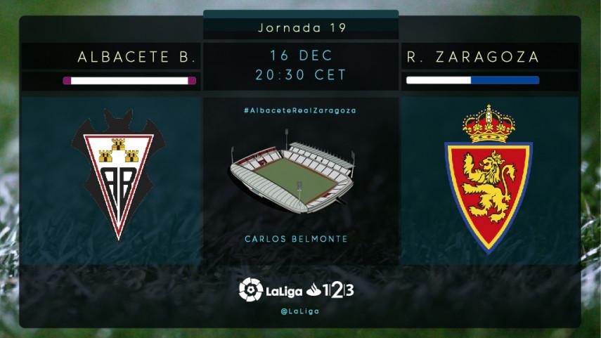 Albacete y Zaragoza no quieren descolgarse