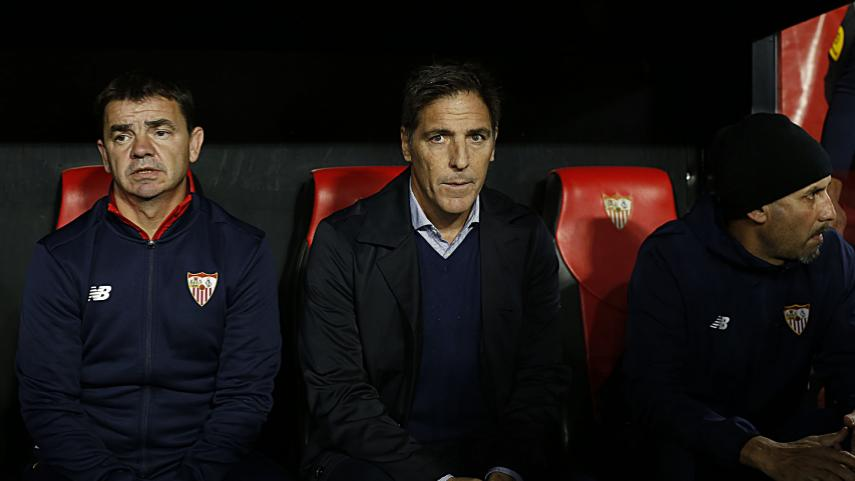 Eduardo Berizzo deja de ser entrenador del Sevilla FC