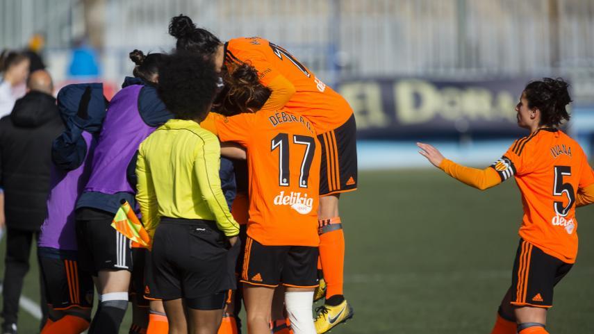 El VCF Femenino cierra el año sumando tres puntos
