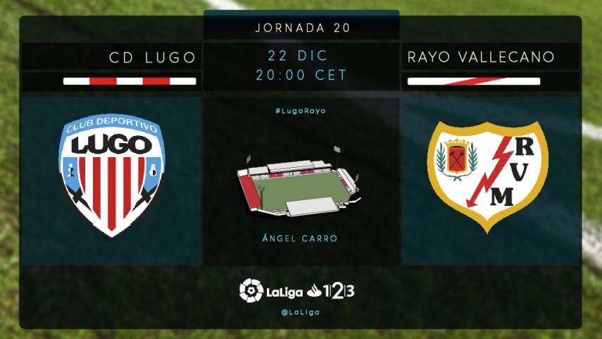 Lugo y Rayo quieren llegar a lo más alto