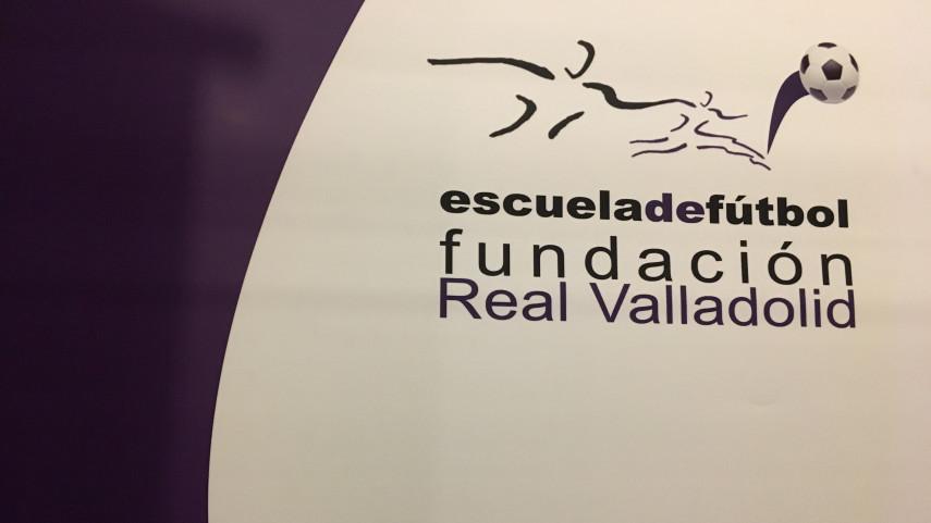 Escuela de Padres con el Real Valladolid