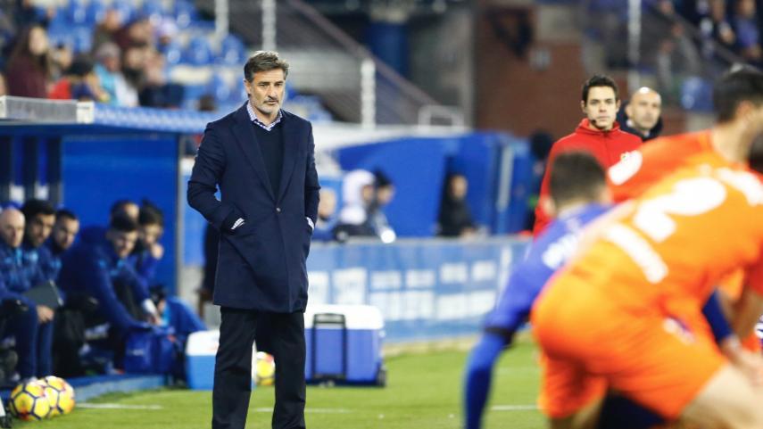 Míchel deja de ser entrenador del Málaga CF