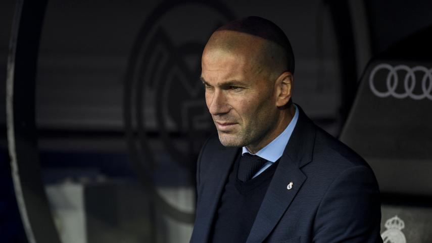 Zinédine Zidane deja el banquillo del Real Madrid