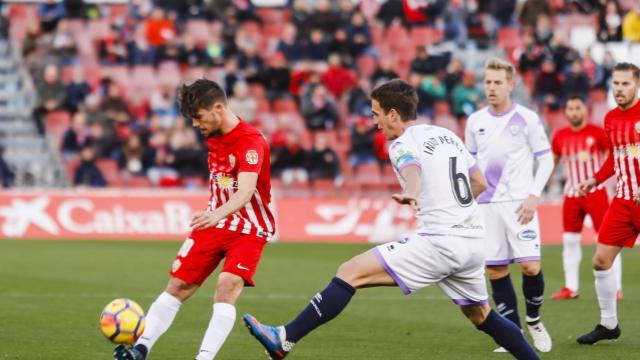 UD Almería-CD Numancia (0-0): Enero taciturno para Soria | Imagen 1