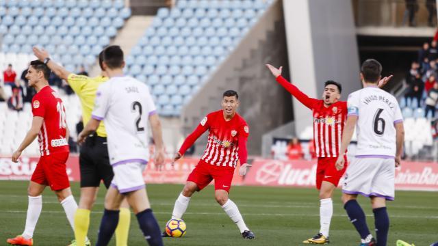 UD Almería-CD Numancia (0-0): Enero taciturno para Soria | Imagen 2
