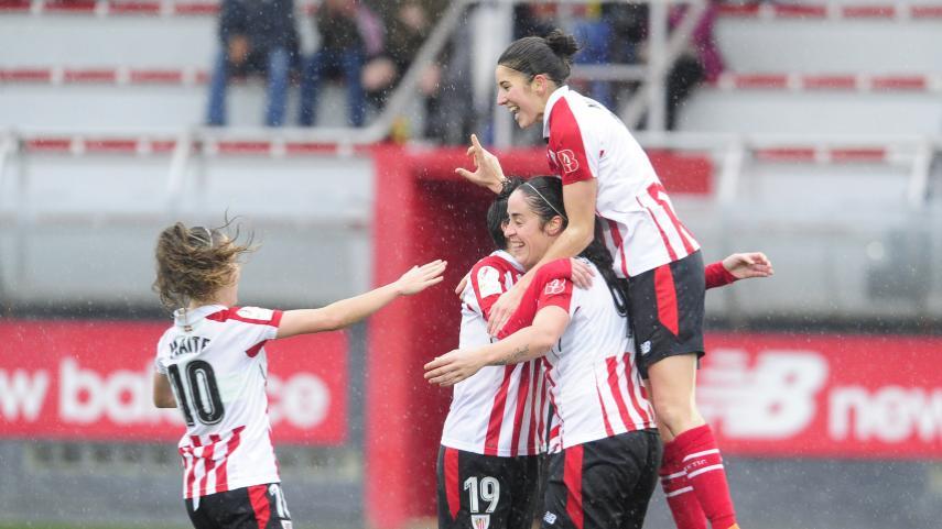 El Athletic se lleva el derbi vasco de la Liga Iberdrola