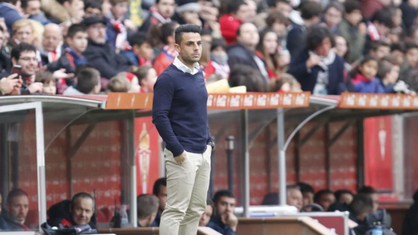 Jorge Romero deja de ser entrenador del Córdoba CF