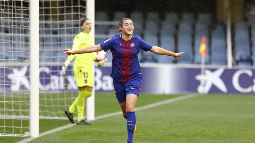 El FC Barcelona comienza el año a lo grande