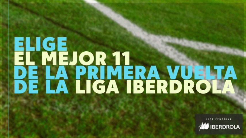 Elige el XI ideal de la primera vuelta de la Liga Iberdrola