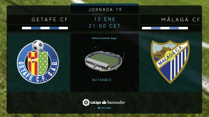 El Málaga busca un punto de inflexión en el Coliseum