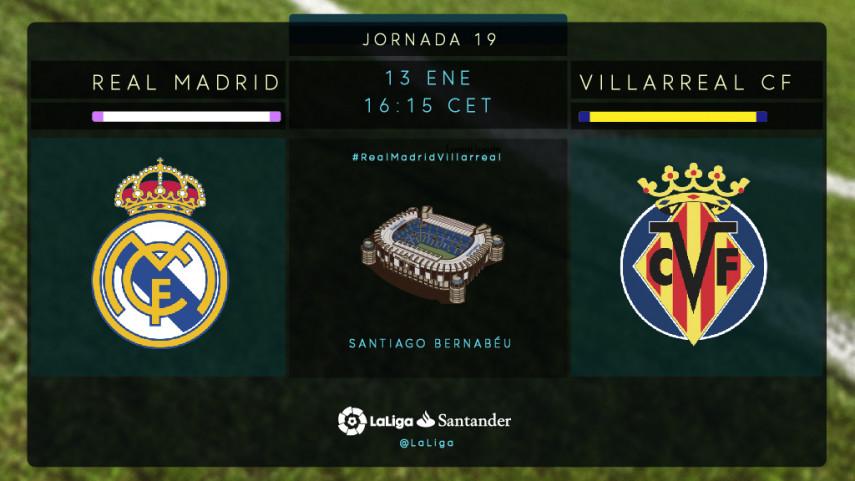 Prohibido volver a fallar en el Santiago Bernabéu