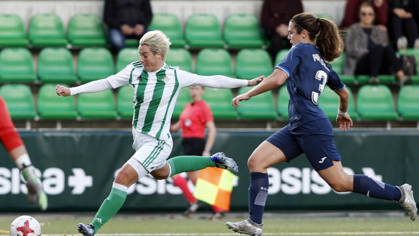 """Priscila Borja: """"Al Betis le pondría un notable en la primera vuelta"""""""