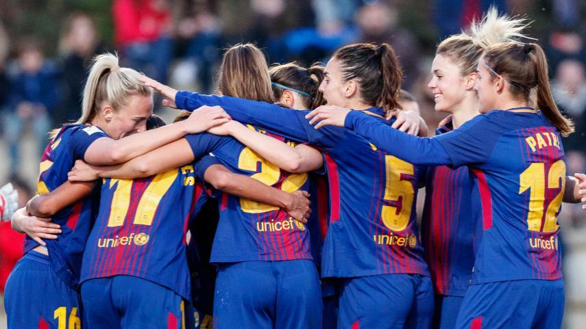 El FC Barcelona no echa el freno
