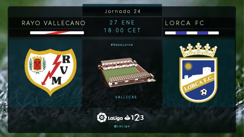 Rayo y Lorca quieren volver a ganar