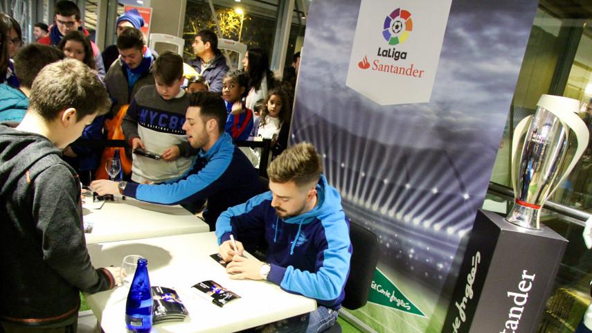 El Tour de LaLiga Santander llega a Vitoria-Gasteiz