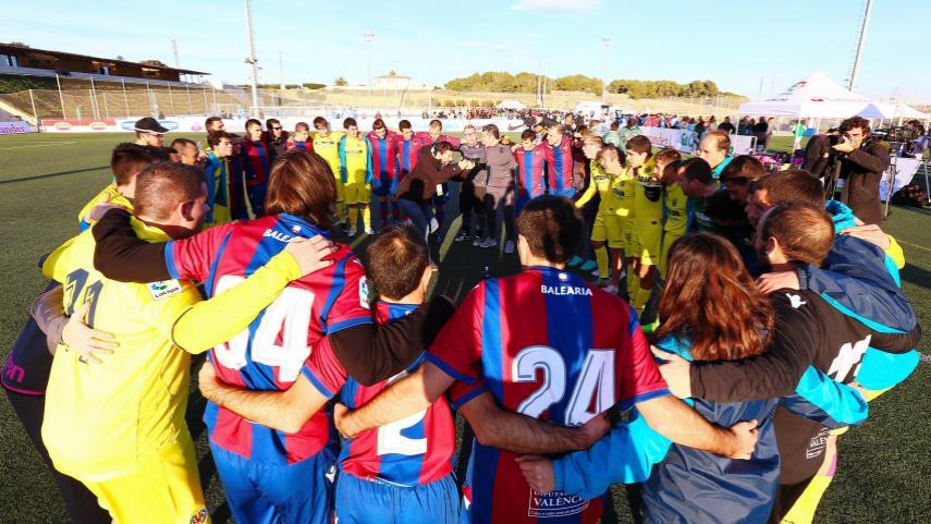 LaLiga Genuine vuelve a triunfar en su segunda fase en  Tarragona