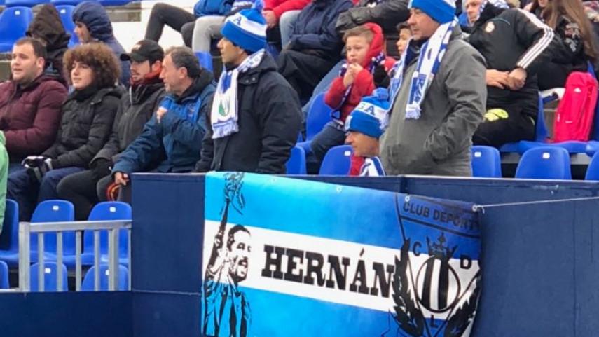 La carta del aficionado argentino del Leganés tras su histórica victoria en el Bernabéu