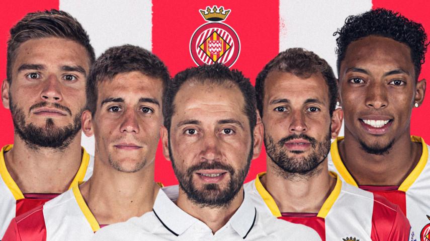 El Girona FC de Pablo Machín: un equipo de autor