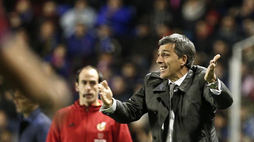 Muñiz, nuevo entrenador del Málaga CF