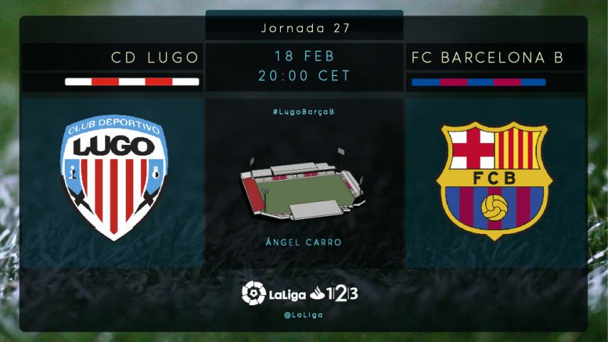 El CD Lugo atisba la zona de play-off