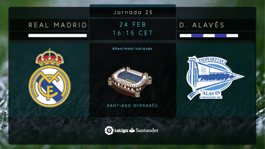 El Real Madrid ante la dinámica de Abelardo